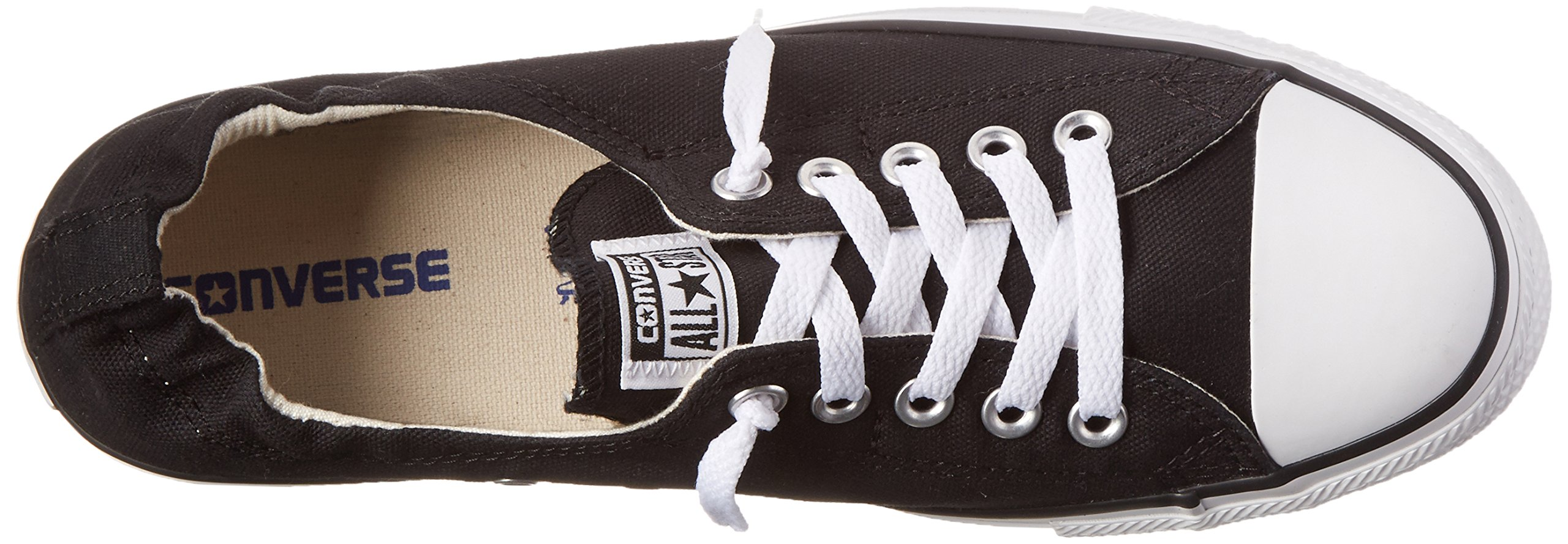12233b86cee Converse Chuck Taylor All Star Shoreline Black Lace-Up Sneaker - 7 B(M) US  - 537081F-001-7 M US   Fashion Sneakers   Clothing