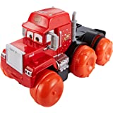 Mattel Disney Pixar Cars, Hydro Wheels, Deluxe Mack Bath Vehicle