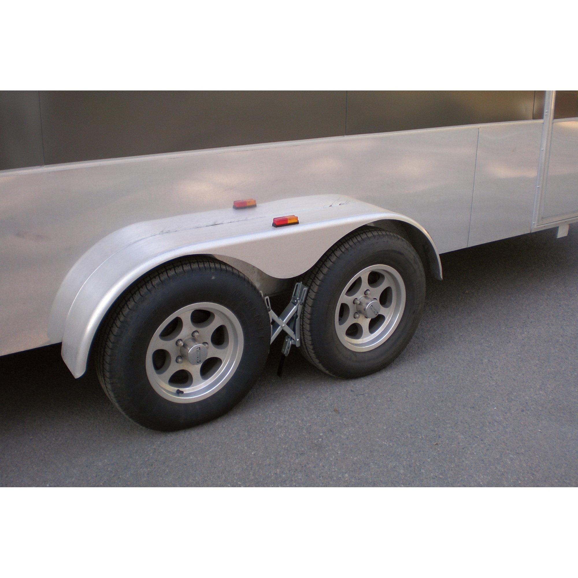 Ultra-Tow Tandem Wheel Chock/Lock - Pair
