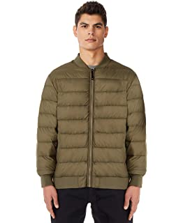 3c7fc2a6ac3 32 DEGREES Mens Ultra Light Hooded Down Packable Jacket