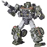 "TRANSFORMERS Generations War for Cybertron Siege - WFC-S9 Hound Deluxe Class 5.5"" Action Figure - Kids Toys and collectibles - Ages 8+"