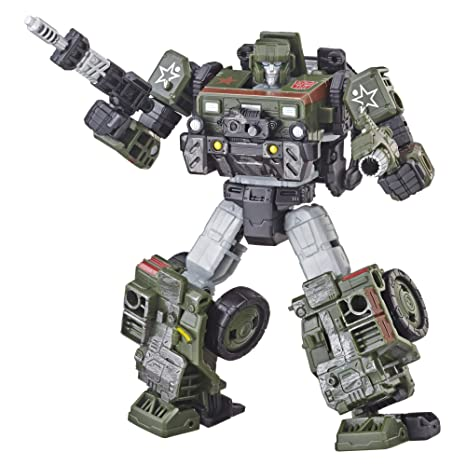 Amazon Com Transformers Deluxe Hound Action Figure Toys Games