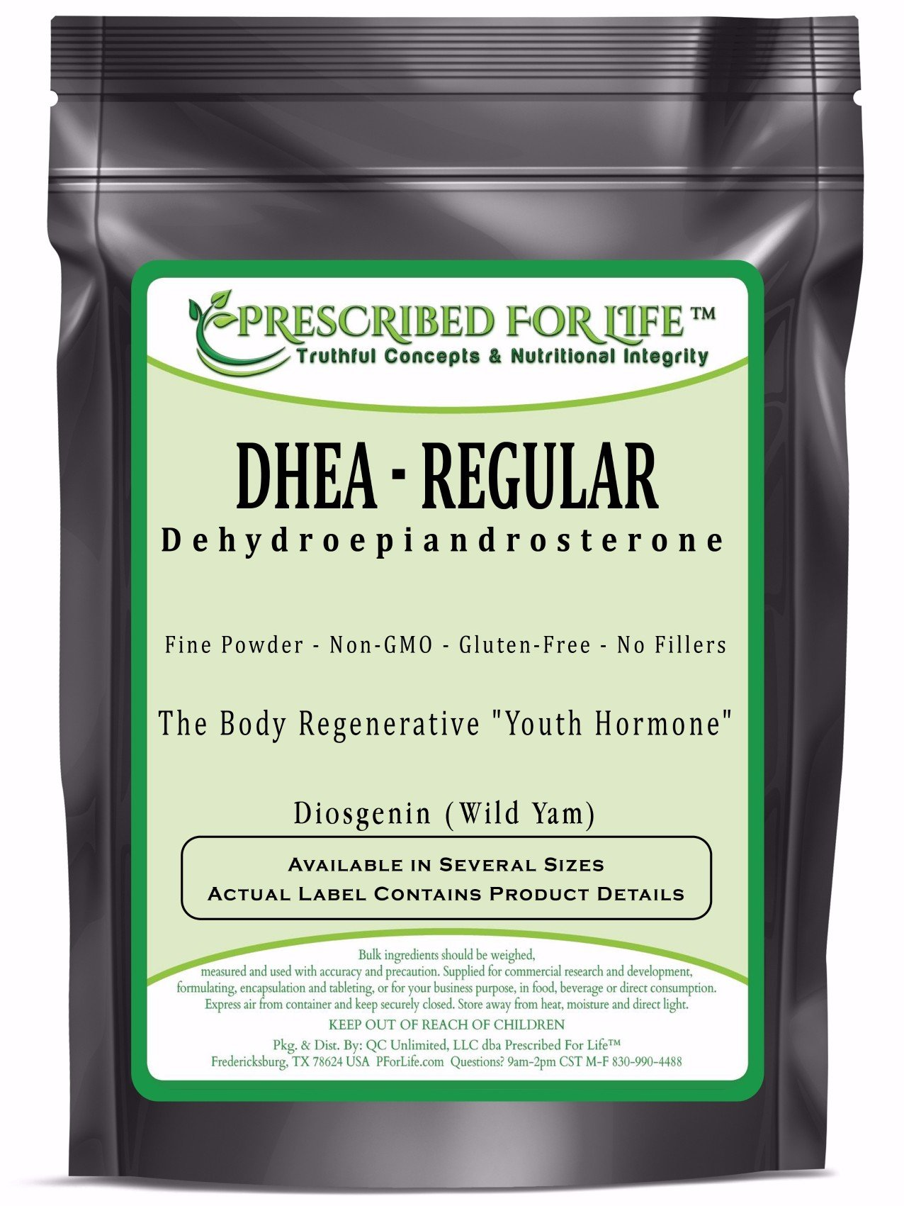 DHEA - Didehydroepiandrosterone Powder - 'The Mother of All Hormones', 5 kg