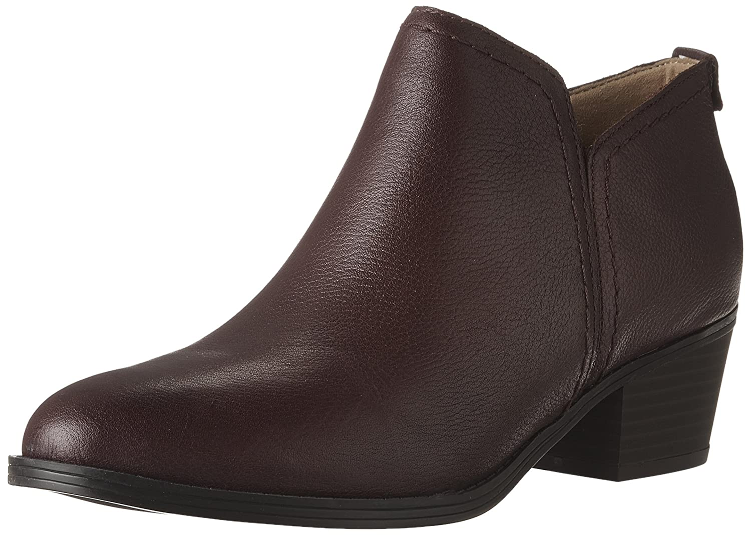 Naturalizer Women's Zarie Boot B072FKWGB7 10 W US|Bordo