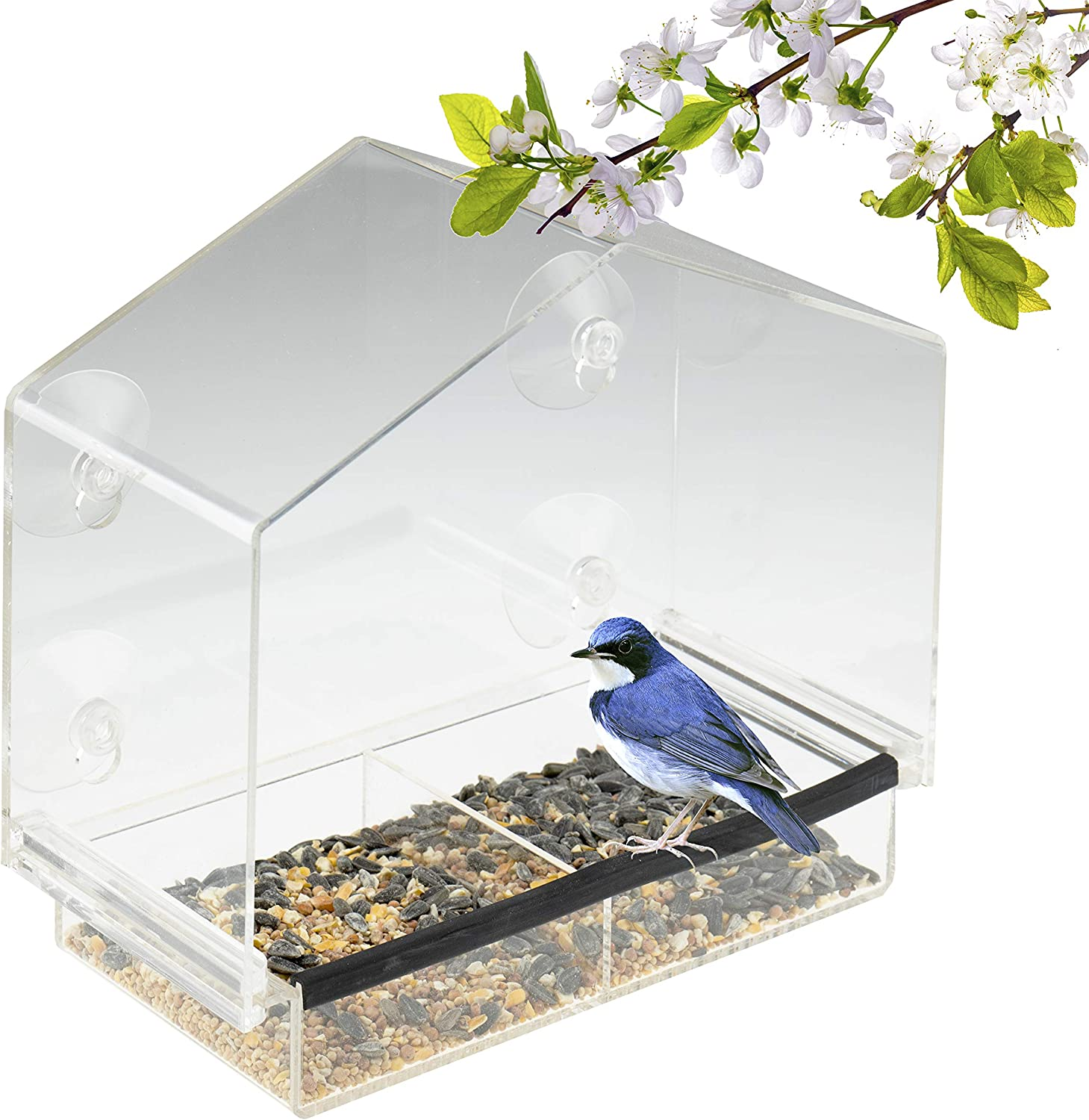 One of the most unique gift ideas for women over 40 is a bird feeder. If your loved one has a house garden then this specific gift will be perfect for her. She will smile whenever she looks at it.