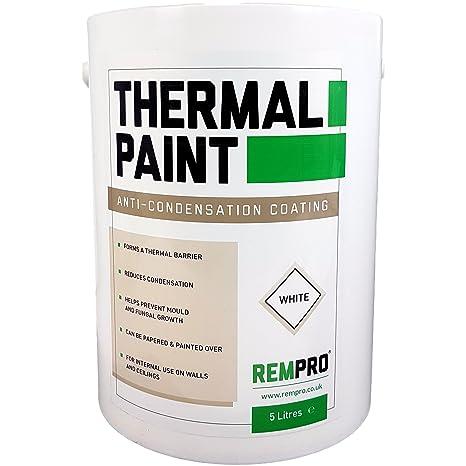 Rempro Pittura Termoisolante Antimuffa E Anticondensa Con