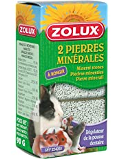 Zolux Pierre minérale à ronger (x2)