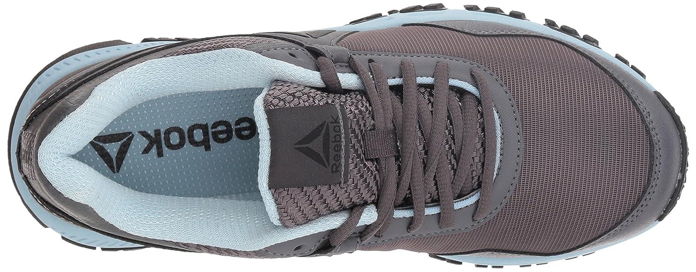 Reebok Women's Ridgerider Trail 3.0 Sneaker B077ZF3QN9 11 M US Ash Grey/Dreamy Blue/Blac