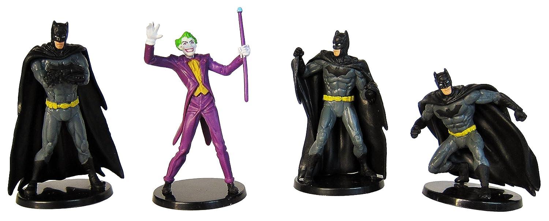 NIB Monogram Justice League DC Comics Mini Figure Figures Super Hero Cake Topper