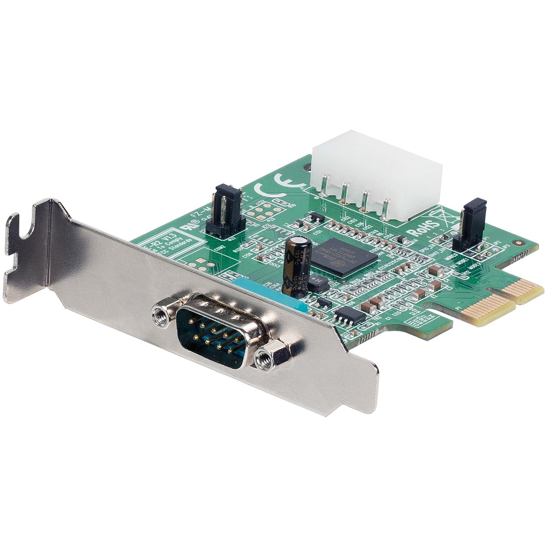 FTDI StarTech.com USB to Serial Adapter USB to RS232 Adapter Cable COM Port Retention 2 Port USB to Serial Converter
