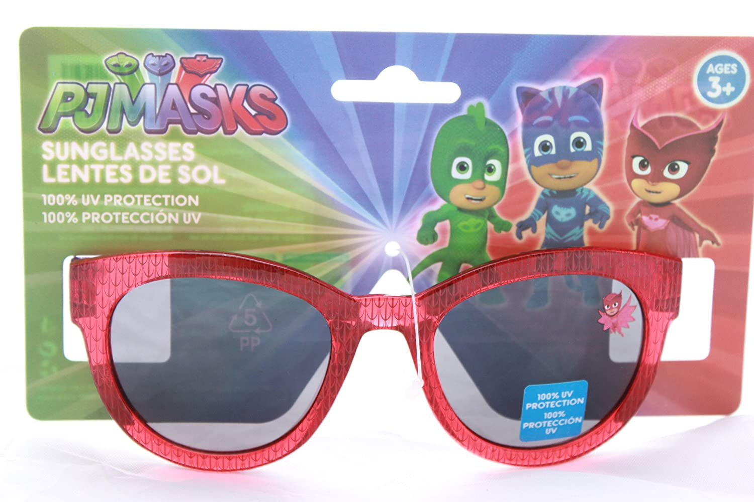 PJ Masks Owlette Amaya Cat Eyes Girls Sunglasses 100% UV Protection Kids Children Generic