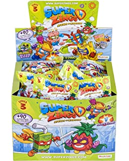 SUPERZINGS- Kaboom Blaster Serie 3 Guarida con Sonido y ...