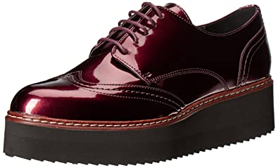 063c5edb7fb Shellys London Women s Tommy Oxford Burgundy 37 EU 6.5 ...