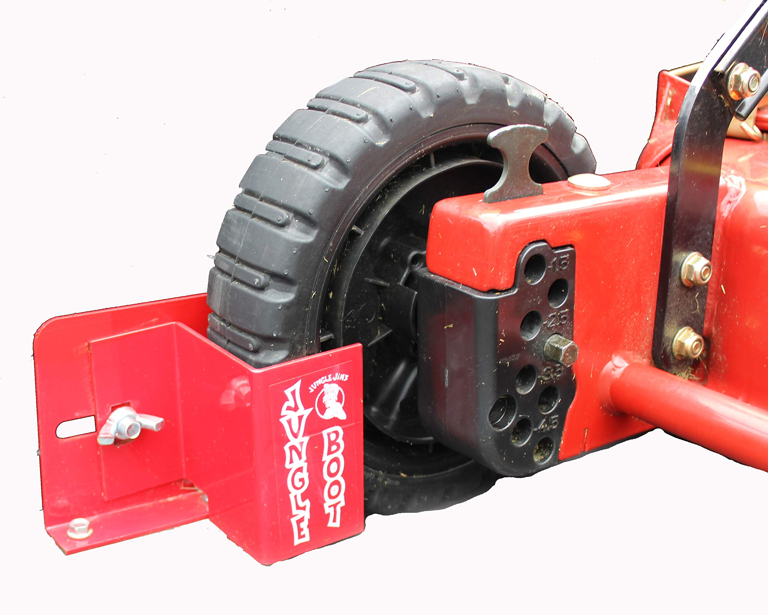 Jungle Boot Small, to Secure Push mowers on Your Open or Enclosed Trailers by Jungle Jims