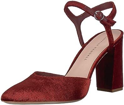 bdf7b629d01 Amazon.com  Loeffler Randall Women s Leily Ankle Strap Closed Pump ...