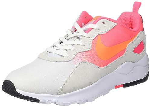 Nike 882267, Scarpe da Ginnastica Basse Donna, Multicolore (100 B C o Coral Azul), 36 EU