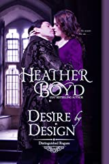 Desire by Design (Distinguished Rogues Book 14) Kindle Edition