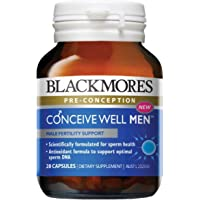 Blackmores Conceive Well Men (28 Capsules)