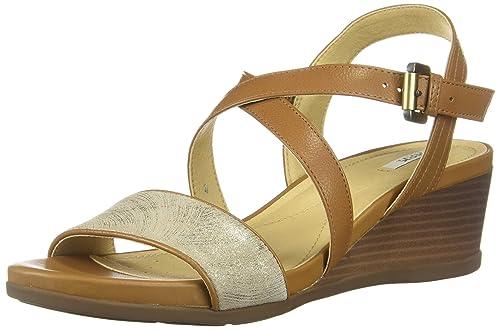 6e79a2830783 Geox Women s D MARYKARMEN Fashion Sandals  Amazon.ca  Shoes   Handbags