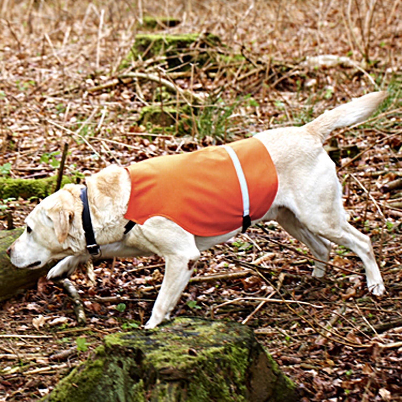 Tourbon Hunting Dog Vests Gundog Safe Parka Camo Neoprene Camouflage Extra Large