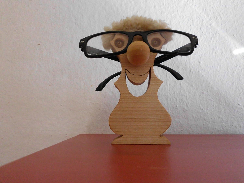 Brillenständer, Brillenhalter Holz, Brillenhalter aus Holz, Brillenständer Holz, Brillenablage, Brillennase, Brillenhalter selbstgemacht, Brillenzubehör, Brillenhalterung, Brillenaufbewahrung, Erik Brillenständer Brillenständer Holz Brillenzubehör