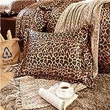 Amazon Com 4pc 400tc Satin Bed Sheet Pillowcase Set