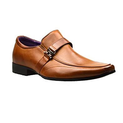 56970bef0c70 ClassyDude New Mens Smart Office Wedding Shoes Vintage Work Casual Dress  Formal Party Size (UK