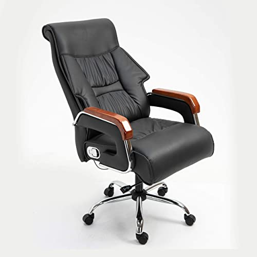 Halter Executive Office Chair High Back Reclining Ergonomic Chair