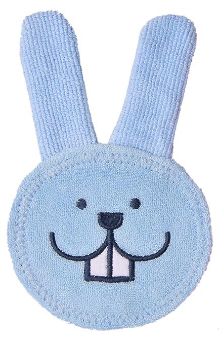 65 opinioni per MAM 922411- Oral Care Rabbit, Guanto per igiene orale coniglietto, colore: Blu