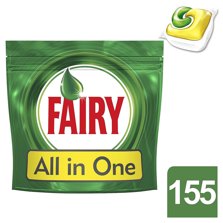 Fairy Caps para lavavajillas Original – 5 paquetes de x 31 ...