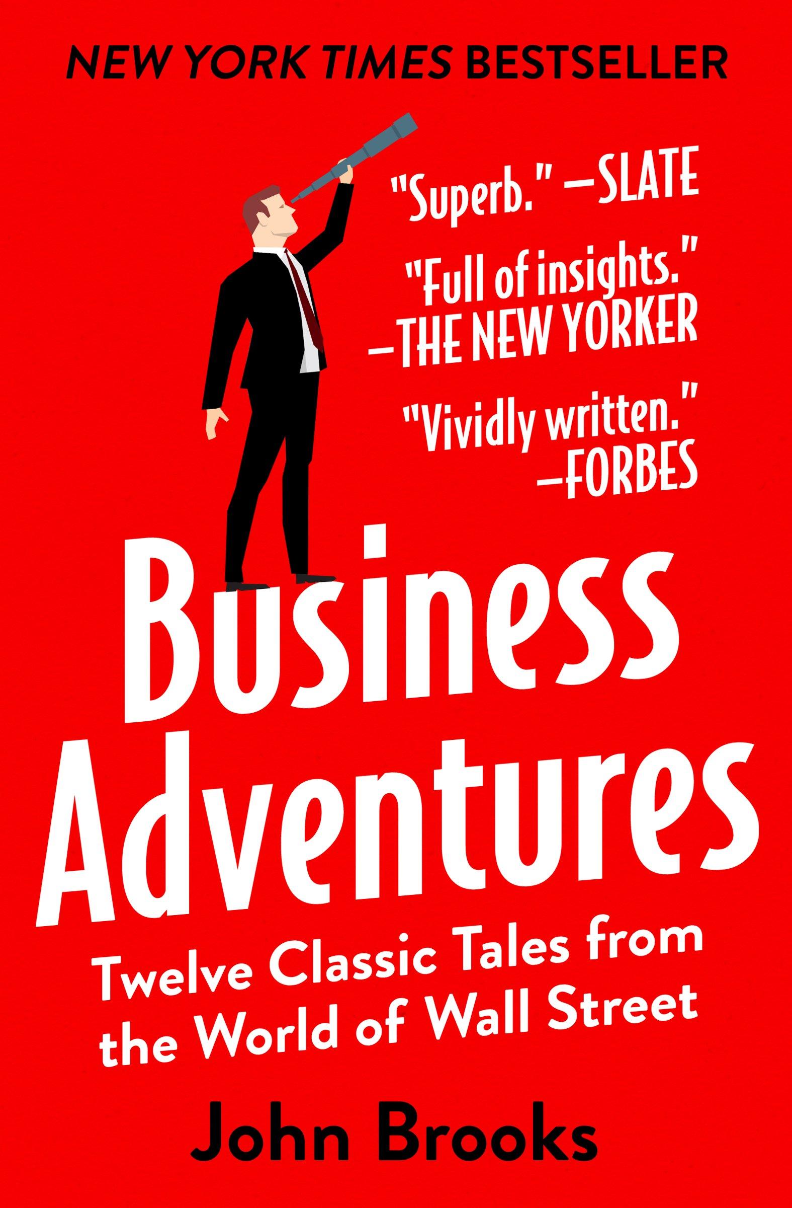 Adventures pdf business book