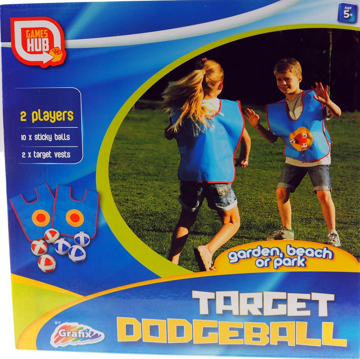 Express Trading SQUAP THROW & CATCH MAGIC BALL PLAY GAME KIDS