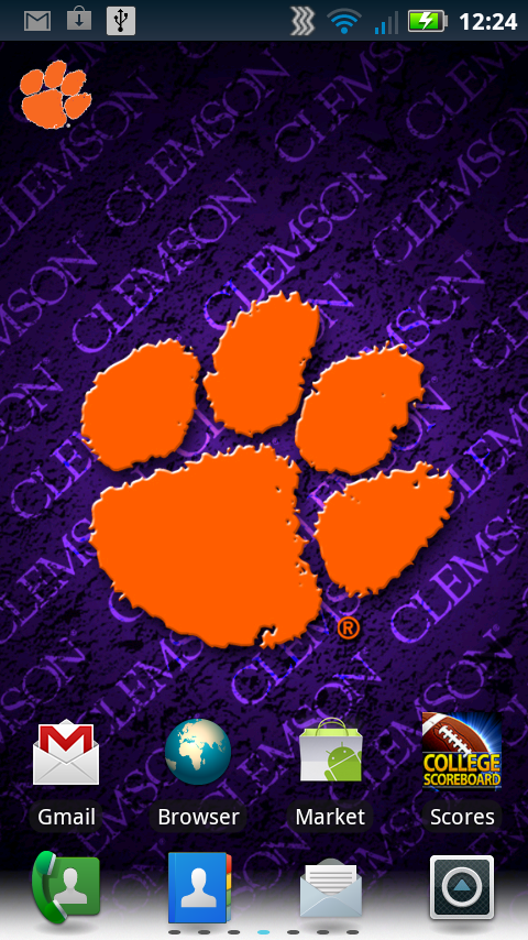 Amazon.com: Clemson Tigers Revolving Wallpaper: Appstore