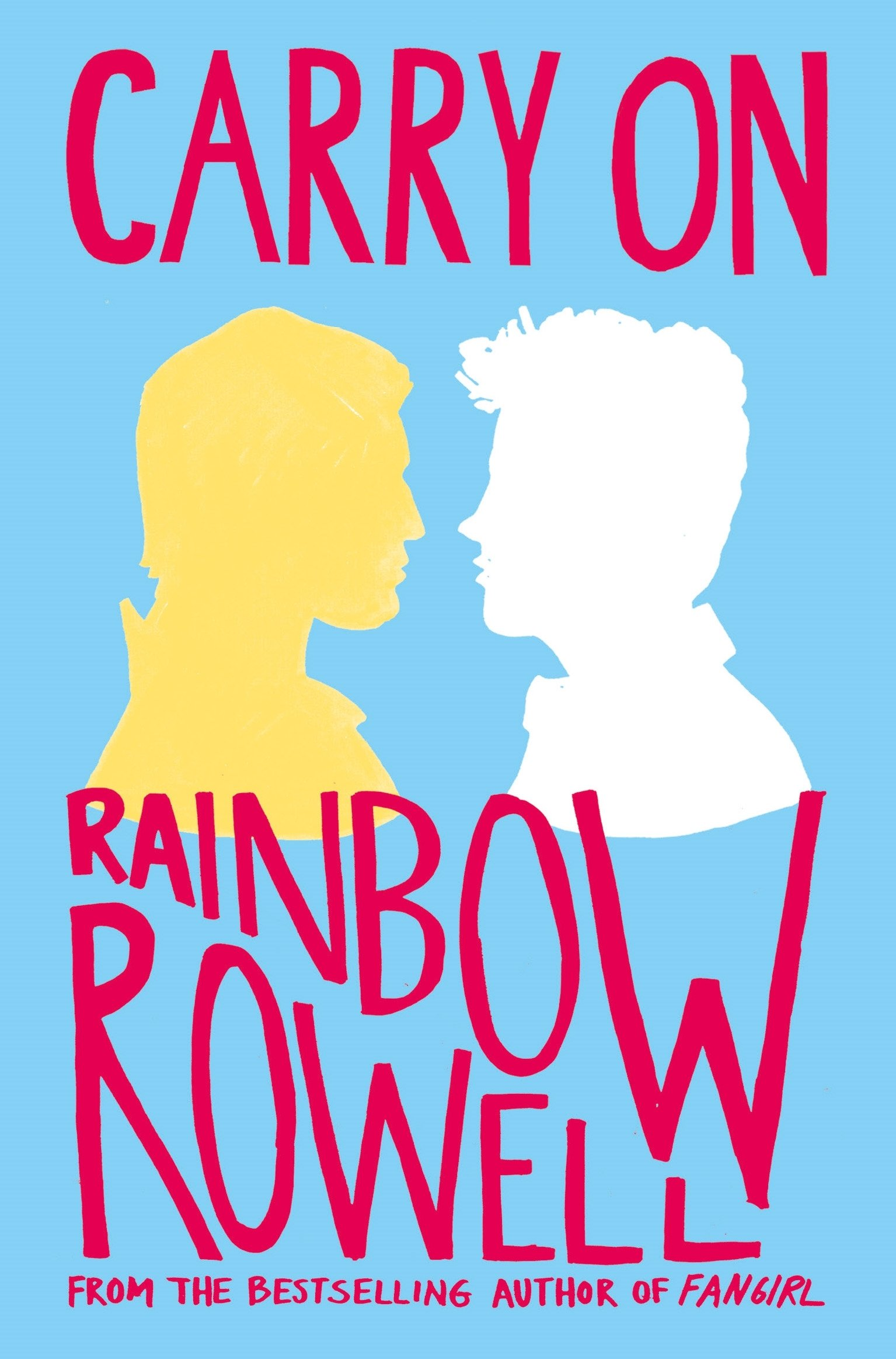 Carry On (Anglais) Broché – 25 février 2016 Rainbow Rowell Macmillan 1447266943 YOUNG ADULT FICTION / LGBT