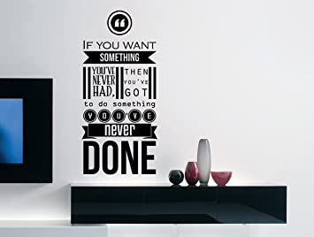 Amazoncom Zig Ziglar Inspiring Wall Decal Quoteif You Want