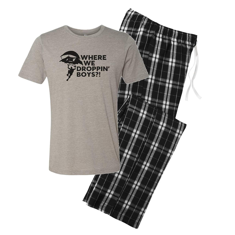 The Creating Studio Men's Where We Droppin' Boys?! Pajama Set