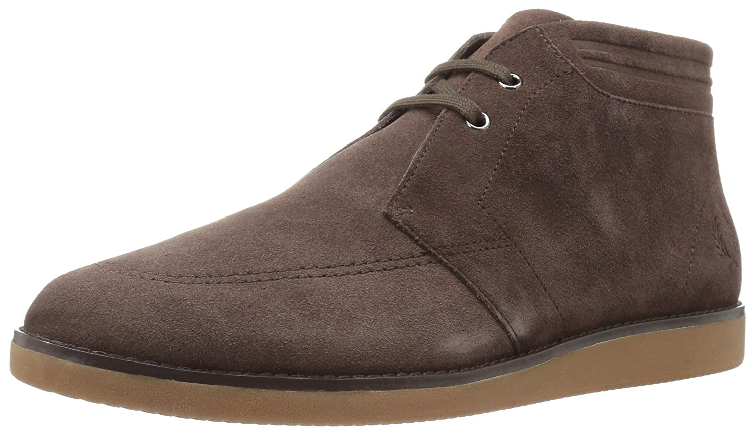 2ef77a49a3f Fred Perry Men's Southall Mid Suede Chukka Boot: Amazon.co.uk: Shoes ...