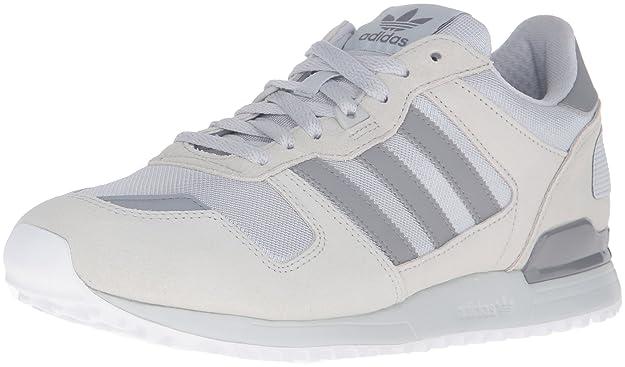 fb6df4933 Adidas Men s ZX 700 M Originals Clonix Grey Ftwwht Running Shoe 9.5 Men US   Amazon.co.uk  Shoes   Bags