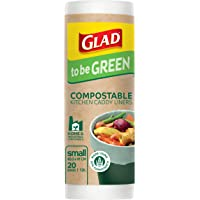 To Be Green Compostable Kitchen Caddy Liner