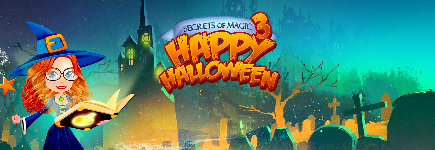 Secrets of Magic 3: Happy Halloween [Download] -