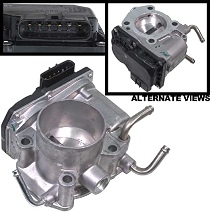 Amazon com: APDTY 112783 Throttle Body Assembly w/TPS Position