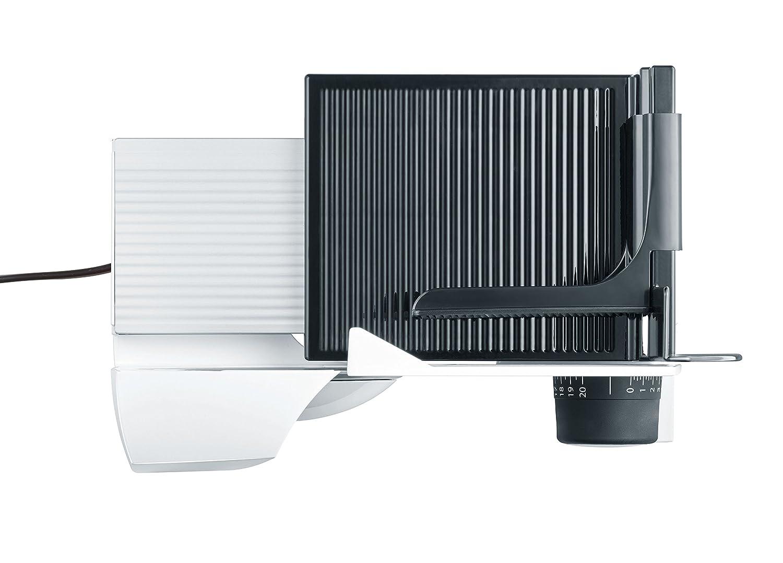 Graef S 10001 Cortafiambres de Aluminio 170 W Blanco