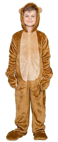Amazon.com: Mono de disfraz de mono para niños: Clothing