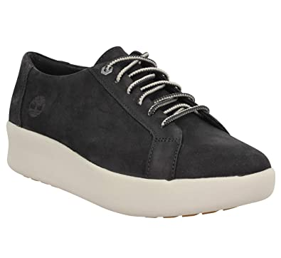 f1d77ccc0a9 Timberland Baskets Berlin Park Oxford Noir Femme  Amazon.fr ...