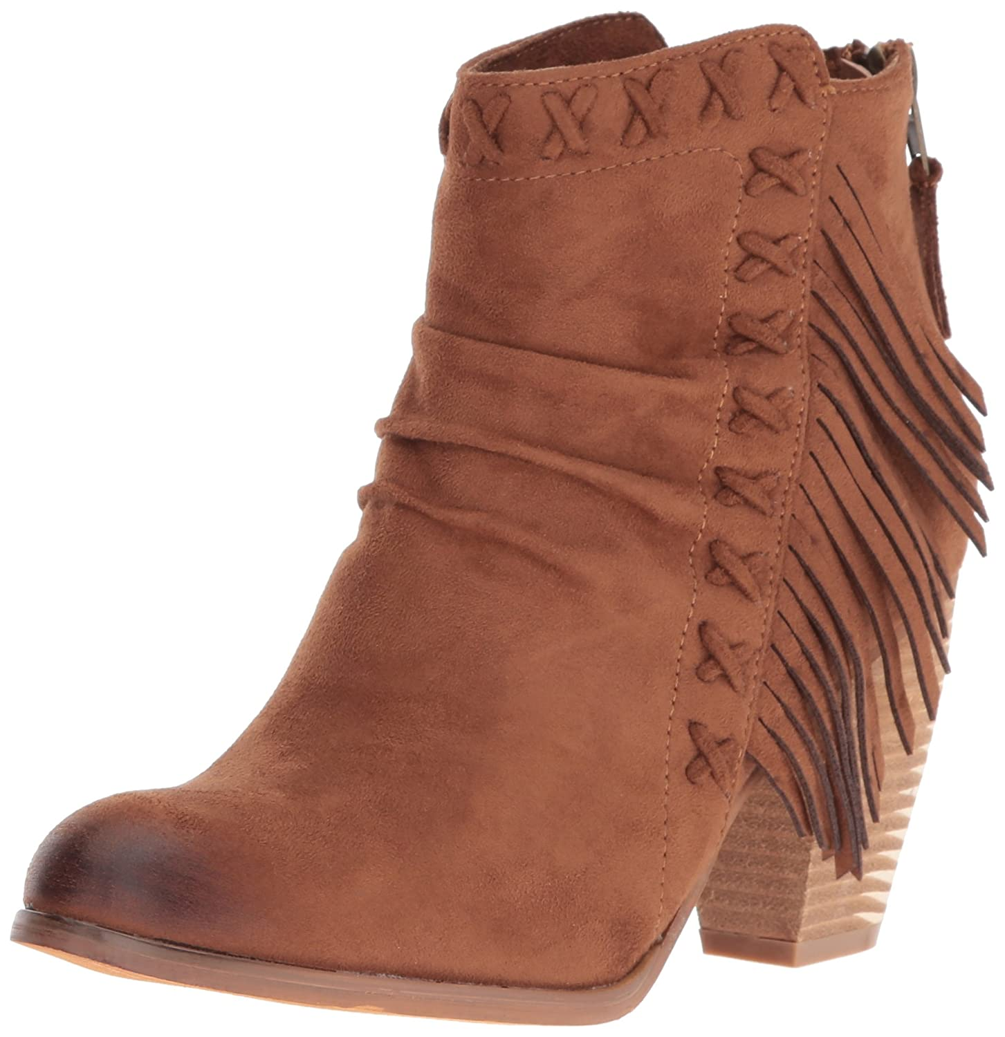 Not Rated Women's Angie Boot B01GKW0A9M 9.5 B(M) US|Tan
