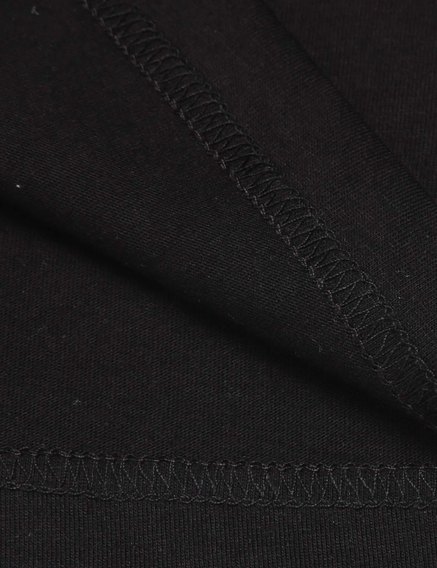 COOFANDY Mens Print Tees Dragon Graphic Long Sleeves Fashion T-Shirts Black L by COOFANDY (Image #7)