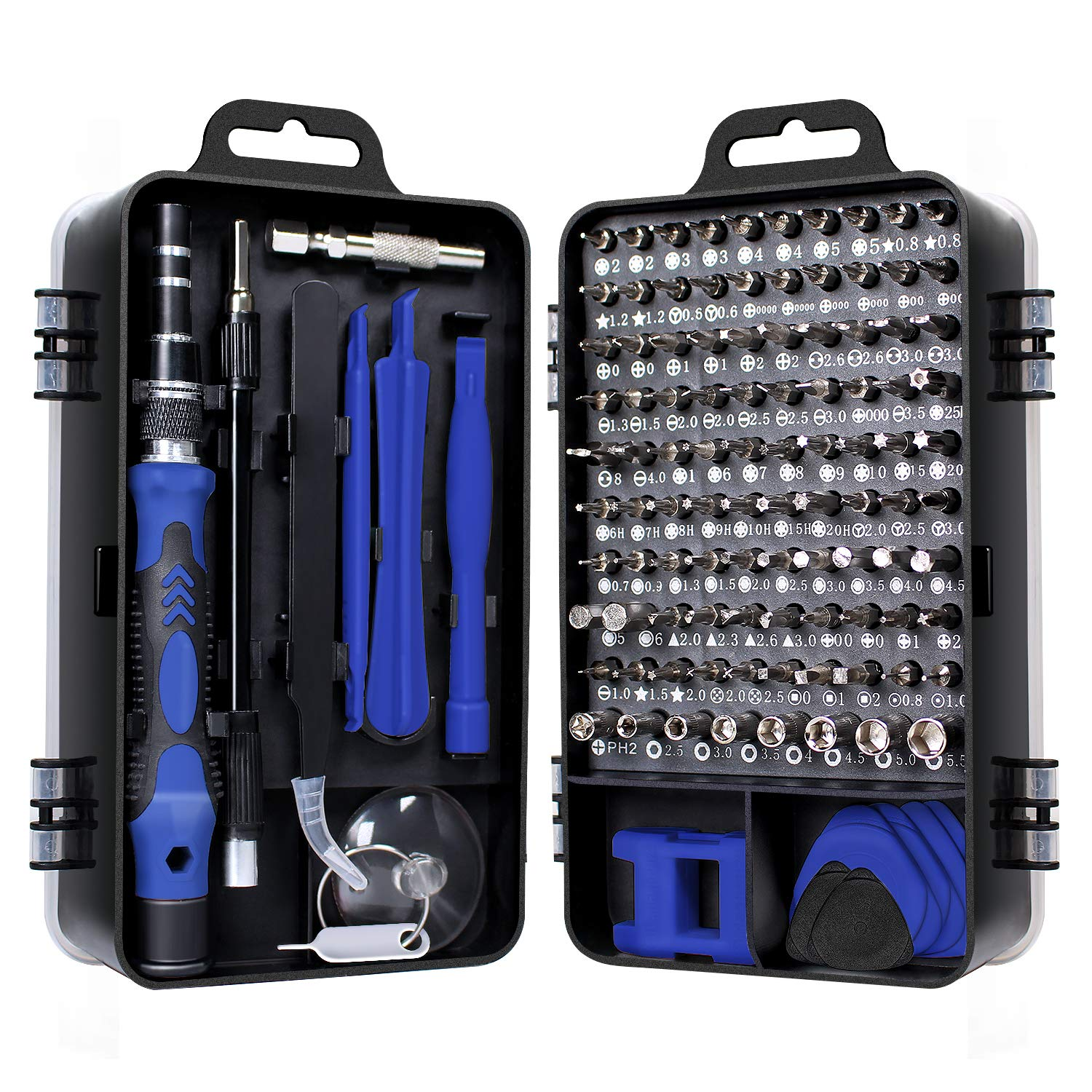 Nice little screwdriver set