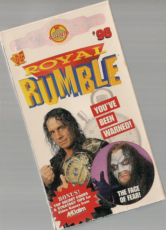 WWF WWE Magazine MAY 1996 Jake The Snake Roberts Middle Poster