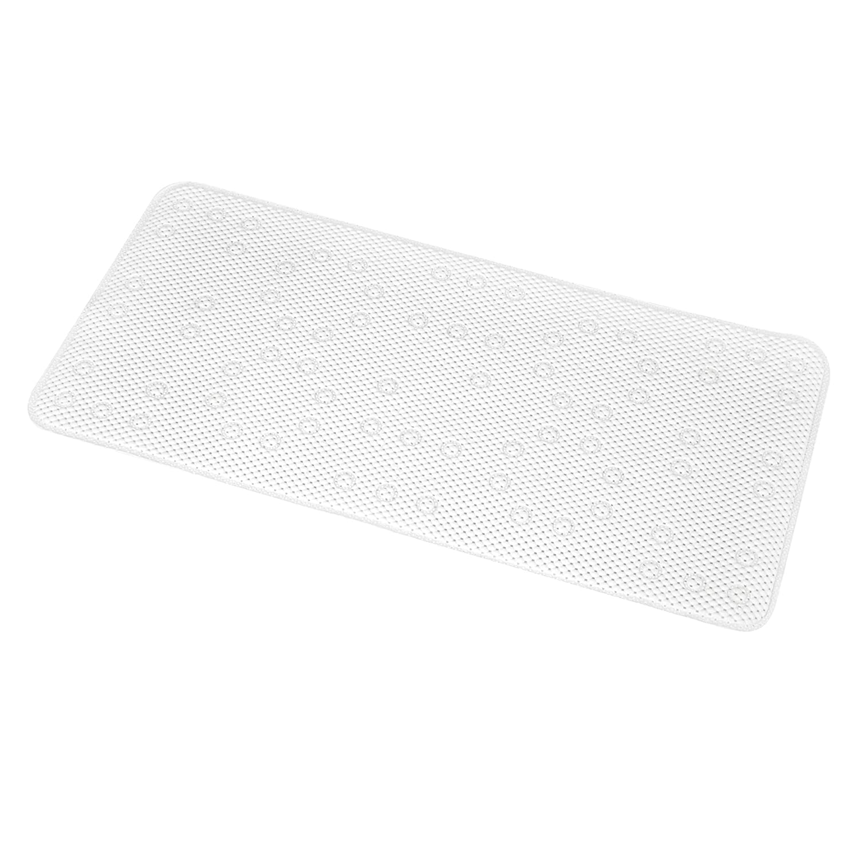 Honey-Can-Do BTH-03289 Bubble Cushioned Foam Bath Mat, 35 by 17-Inch, White