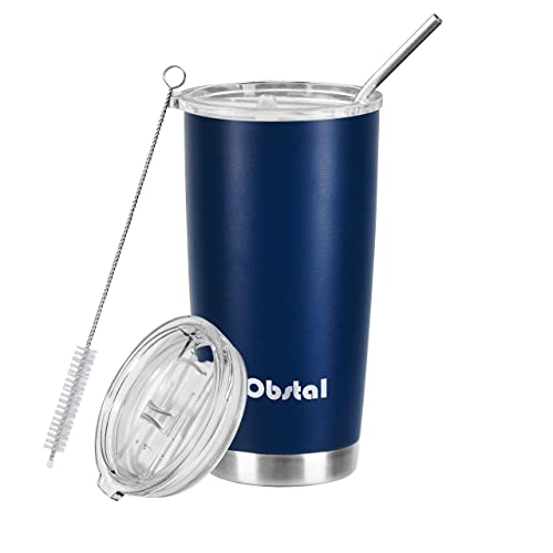 Obstal And Insulated Coffee Tumbler